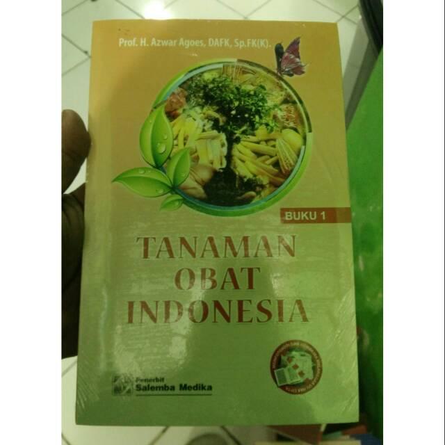 Indonesia inventaris ebook obat tanaman