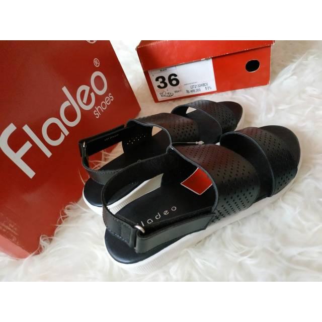 sz 40 sandal jepit wanita merk Fladeo  bbc7b897ca