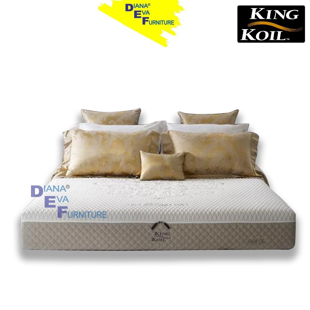 Kasur King Koil Spring Bed Duke ( Kasur only )
