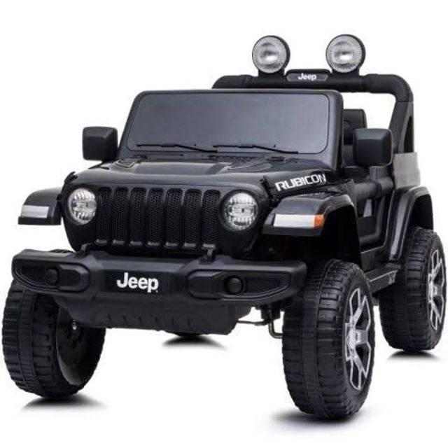 mobil mainan aki jeep rubicon licensi