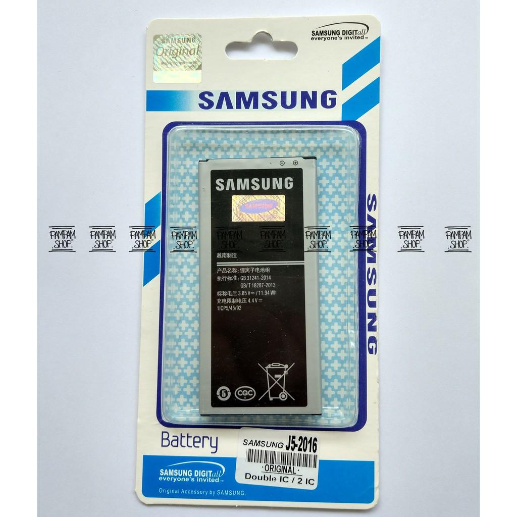 Baterai Vizz Double Power Original Handphone Samsung Galaxy J5 2015 J2 J200 Batre Batrai Battery Ori Sm J500 Hp Shopee Indonesia