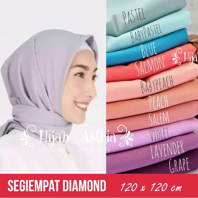 Diamond Crepe Meteran Termurah Shopee Indonesia