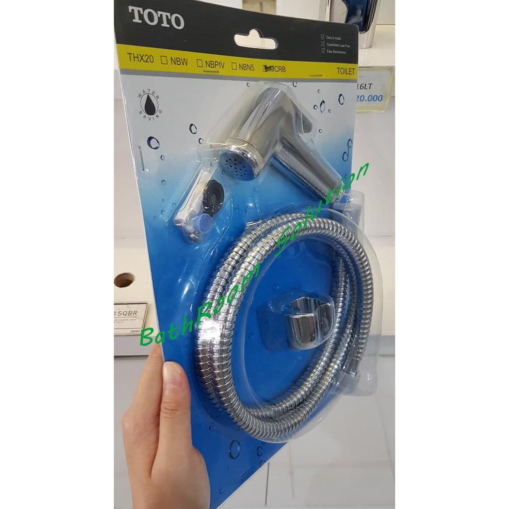Toto Jet Washer Thx20mcrb Shower Spray Semprotan Jet Shower Shopee Indonesia Harga jet washer toto