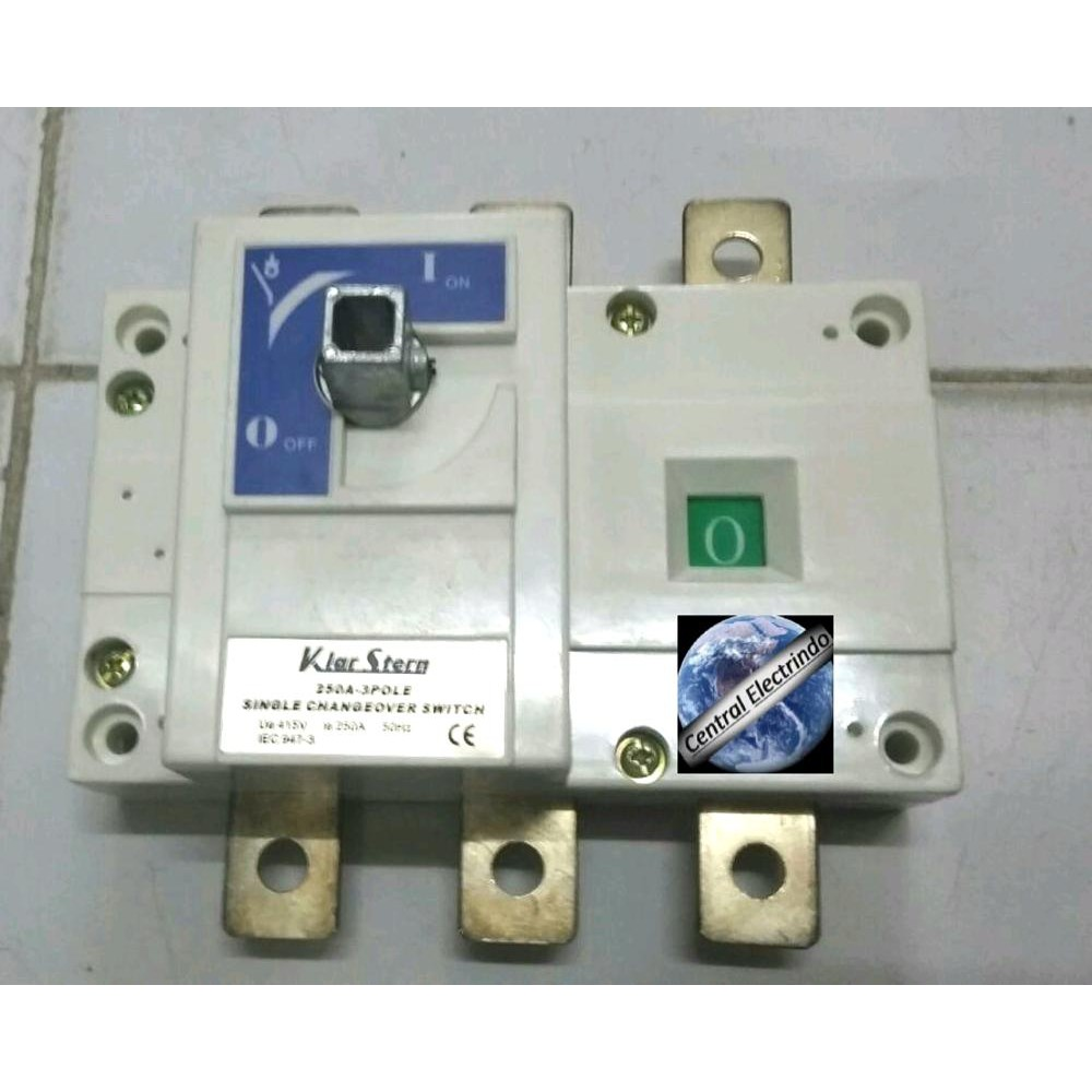 Restock Ohm Saklar Lbs Sirco 250a 3p Ggl Gl Shopee Indonesia Ls Metasol Kontaktor Contactor Mc 32a 15kw 220vac
