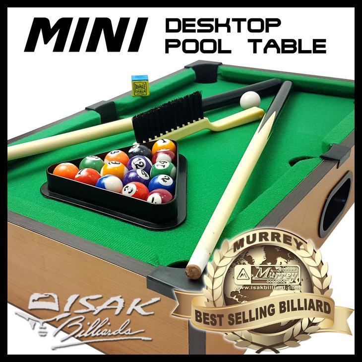 Big Sale Mini Desktop Billiard Pool Table Mainan Hadiah Anak Meja Biliar Mini Shopee Indonesia