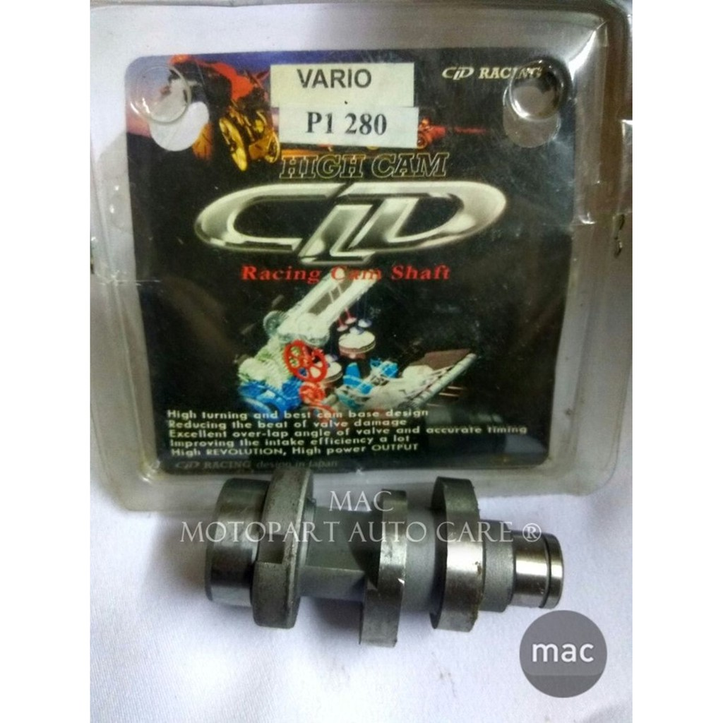 NOKEN AS VARIO P1 CLD RACING Terbaik