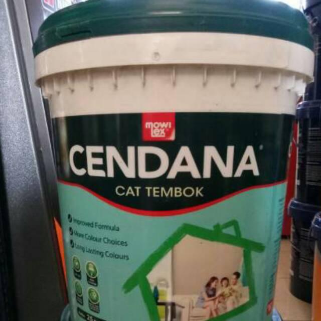 CAT TEMBOK CENDANA 25KG (PAIL) | Shopee Indonesia