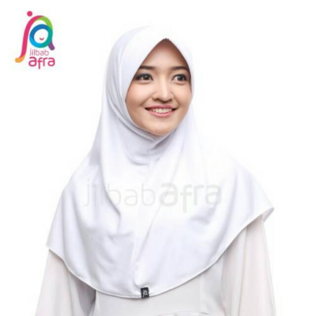 Ar 045 Standart Hijab Jilbab Bergo Anak Sekolah Serut By Ar Rafi