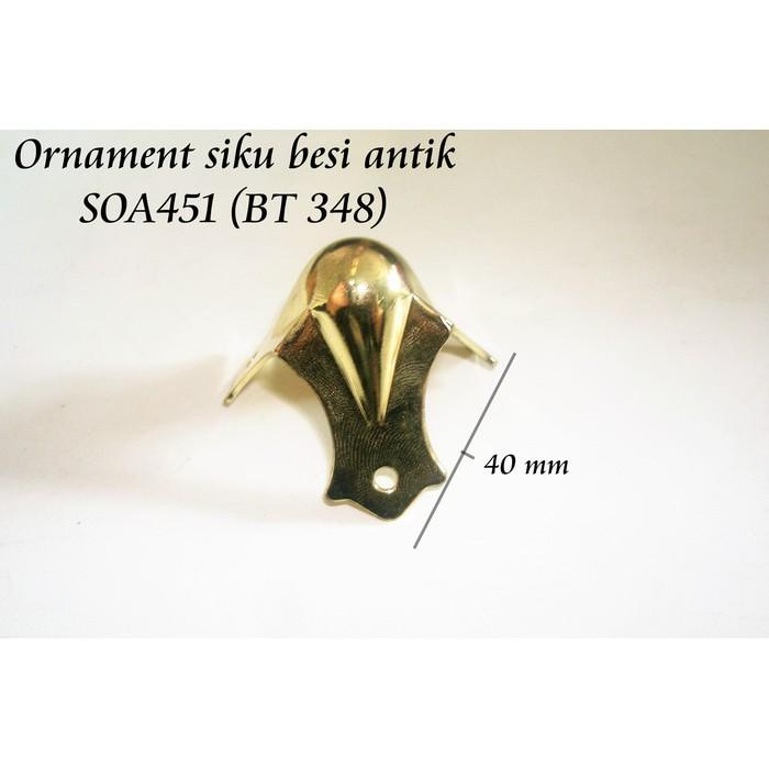 EELIC BES-30X30X3MM -100CM Besi Siku Tanpa Lubang Multifungsi Tebal 3.0 MM Dengan Panjang 100 CM | Shopee Indonesia
