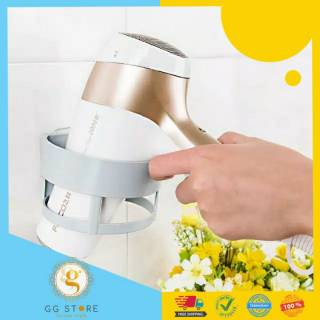 E071 - RAK GANTUNG HAIR DRYER MULTI FUNGSI 1