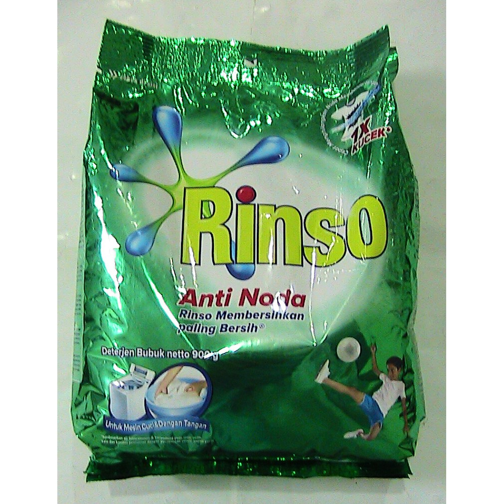 Rinso Deterjen Cair Anti Noda 800ml Shopee Indonesia Molto