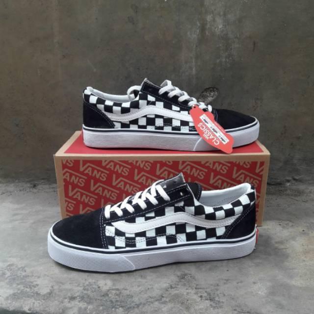 Sepatu Vans era Rasta Reggae sneakers kets casual main cowok keren ... d6293bfa67