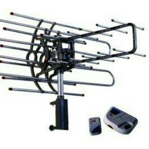 (HARGA PROMO) Antena Remote PF 850 + Booster + kabel | Shopee Indonesia