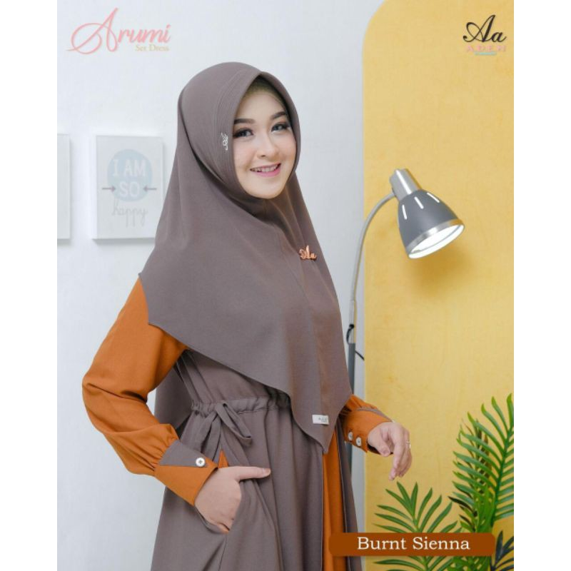 gamis set by ADEN