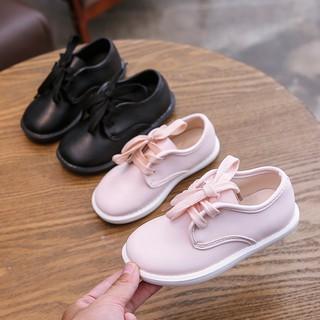 Sepatu Kulit Anak Perempuan 2020 Musim Gugur Anak Laki Laki Baru