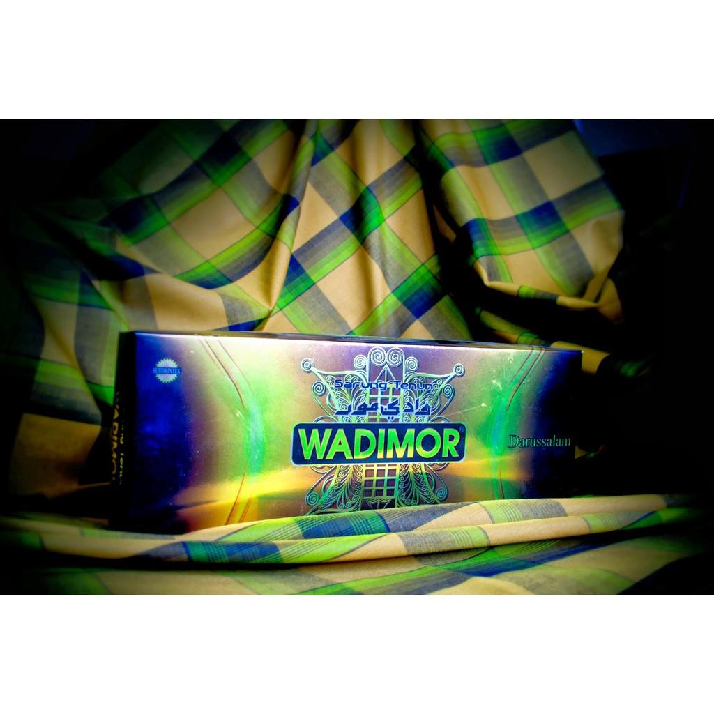 Sarung Wadimor Darussalam Shopee Indonesia Tenun Motif
