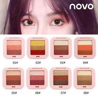 [ READY JAKARTA ] Novo 3 Colour Eyeshadow thumbnail