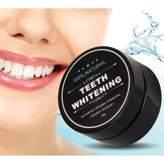 SFP Jual Charcoal Whitening Teeth - Arang Pemutih Gigi Alami - By Mello  White  7514c9592c
