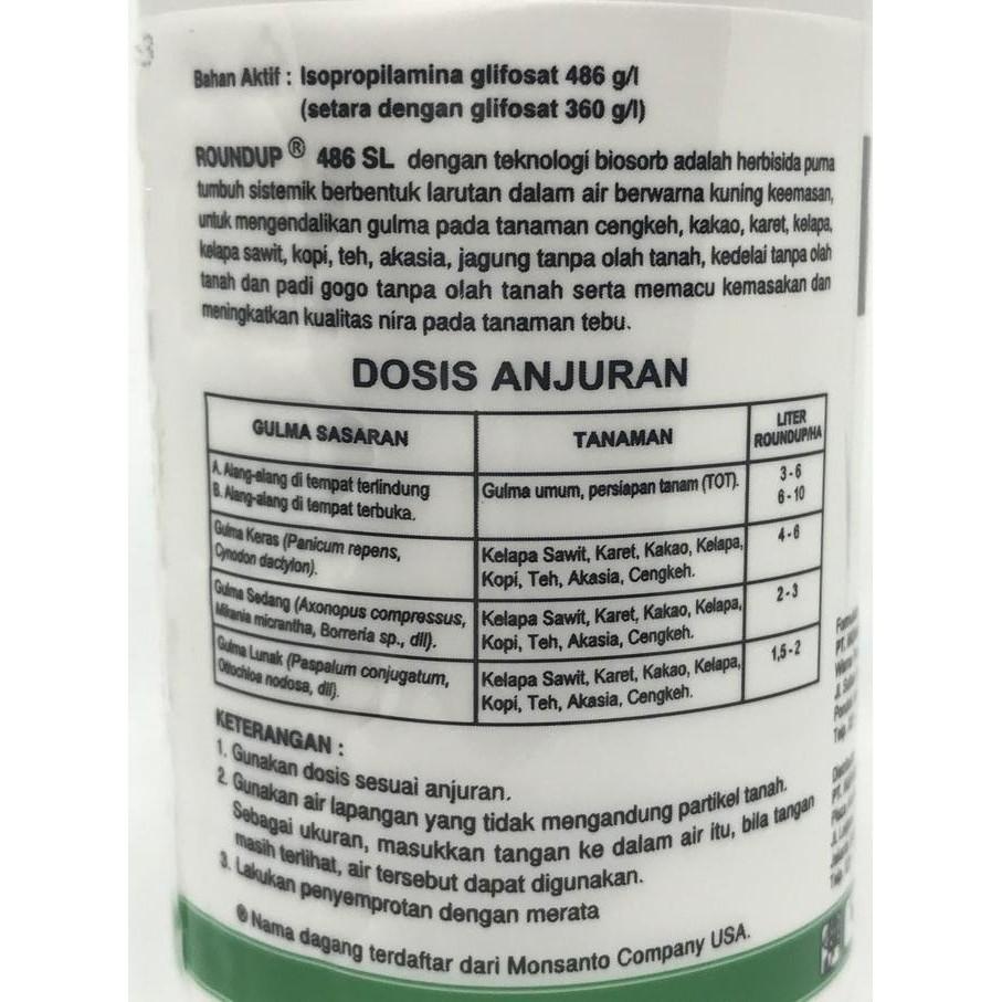 Pembasmi Rumput Herbisida Paraquat Gramoxone 276 Sl 1lt Shopee 276sl 1 Liter Liar Indonesia