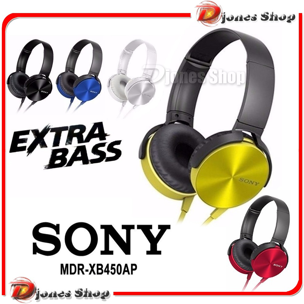 Save 28 Headset Pc Idiskon Rexus F22 Headphone Sony Mdr Xb 450 Ap Extra Bass