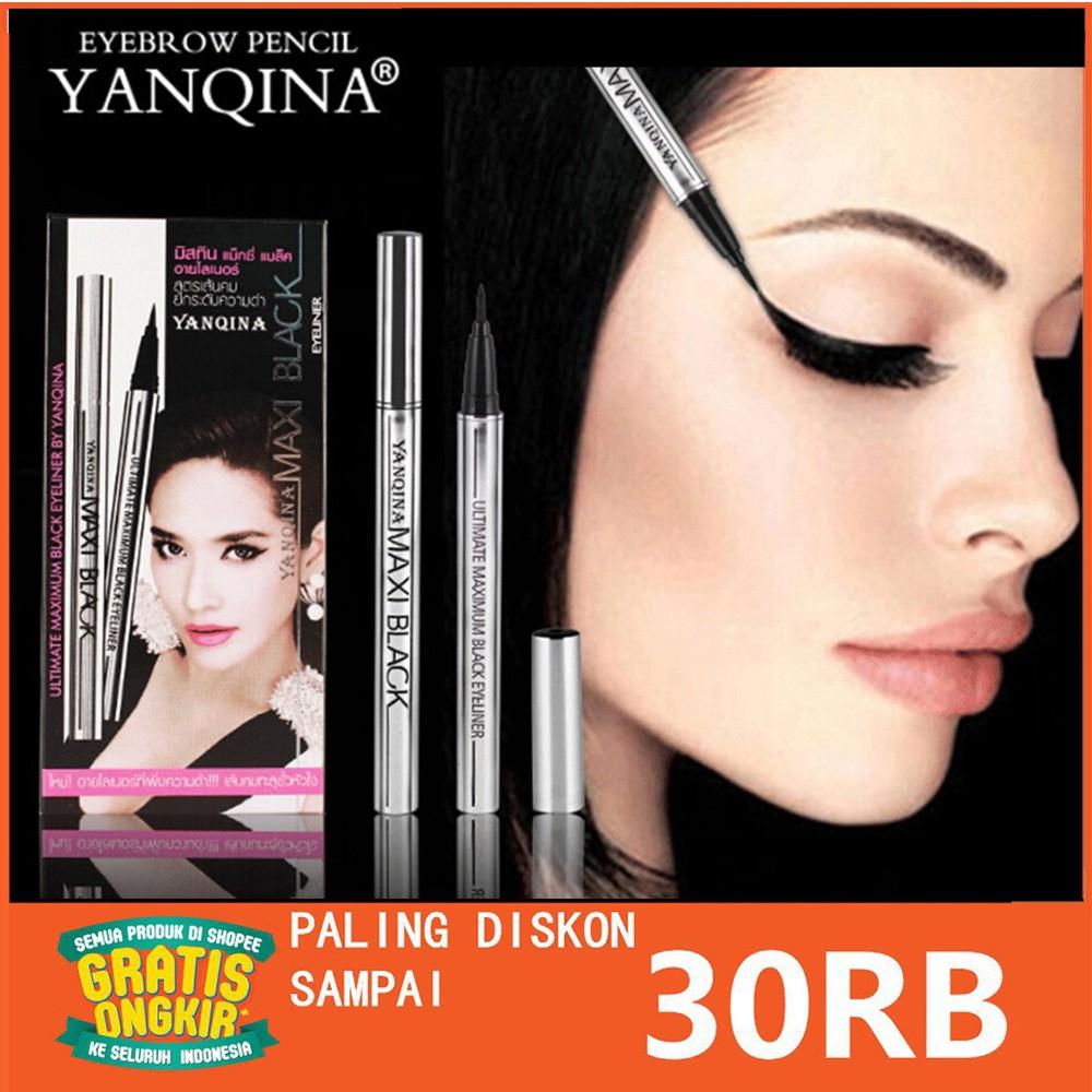 Aigner Eye Liner Shadow 2 In 1 Putar Putih Silver Murah Eyeliner Warna Shopee Indonesia
