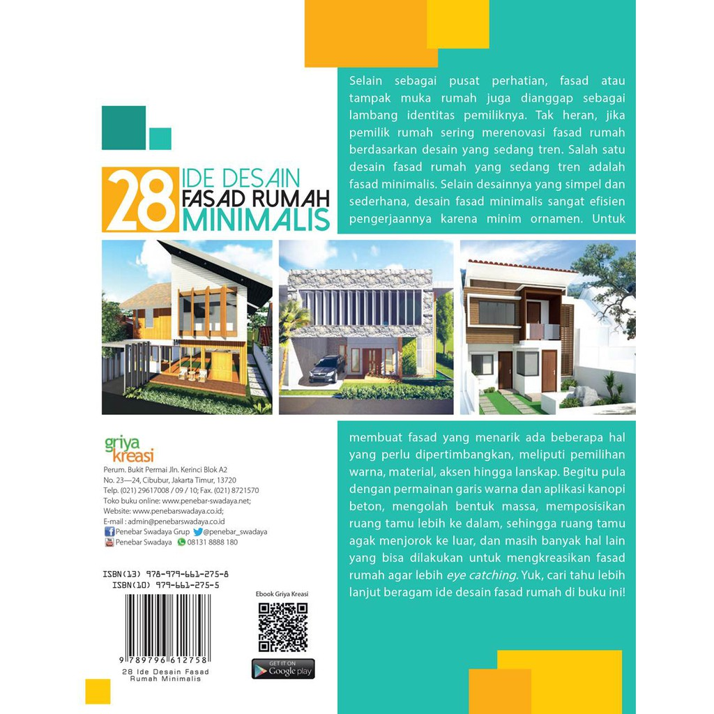 28 Ide Desain Fasad Rumah Minimalis Shopee Indonesia