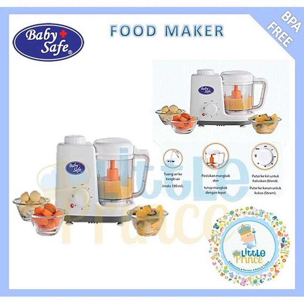 Kiddy Baby Food Maker Shopee Indonesia Homemade Pembuat Makan Bubur Saring Mpasi Bayi