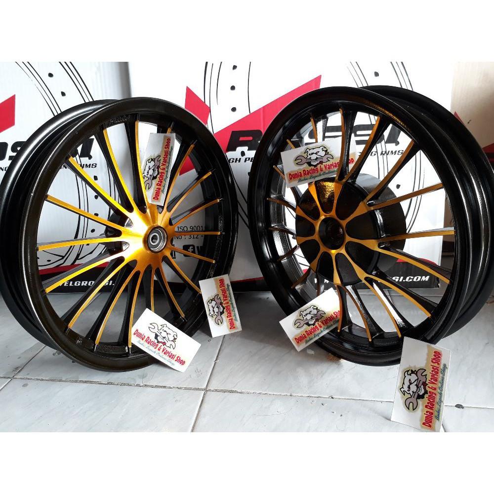 Velg Racing Belakang Silver Scoopy Esp K93 42650k93n00zb Shopee Orange Blade 125 Fi Indonesia