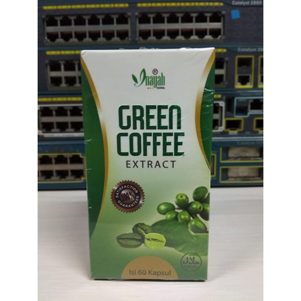 Kapsul Ekstrak Green Coffee Asli 100 Organik Slim Max Coffe Terlarisss Grosir Vermint Vermin 30 Obat Cacing Maag Demam Shopee Indonesia