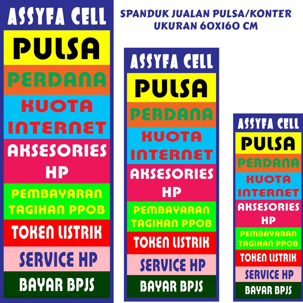 10+ Best For Banner Untuk Jualan Pulsa