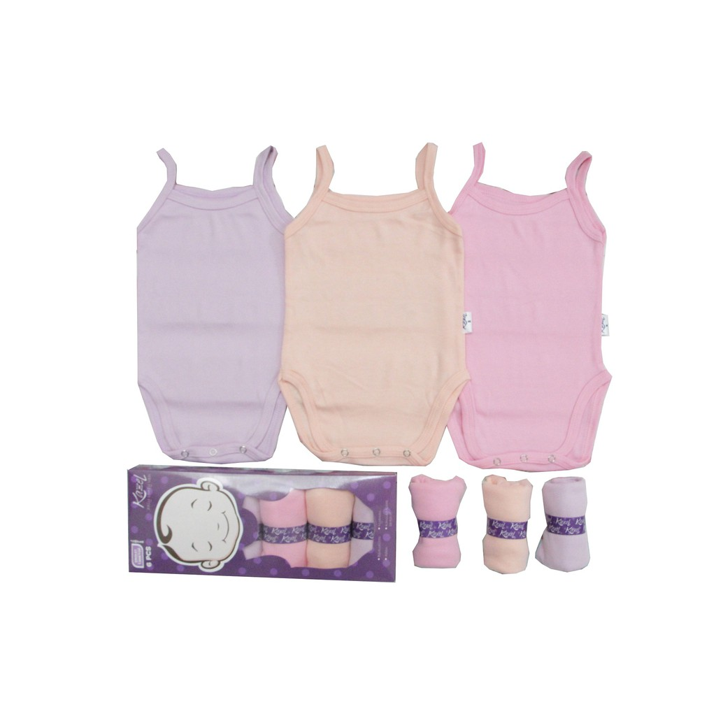 Kazel Tanktop Jumper New (Isi 6pcs) TJ1