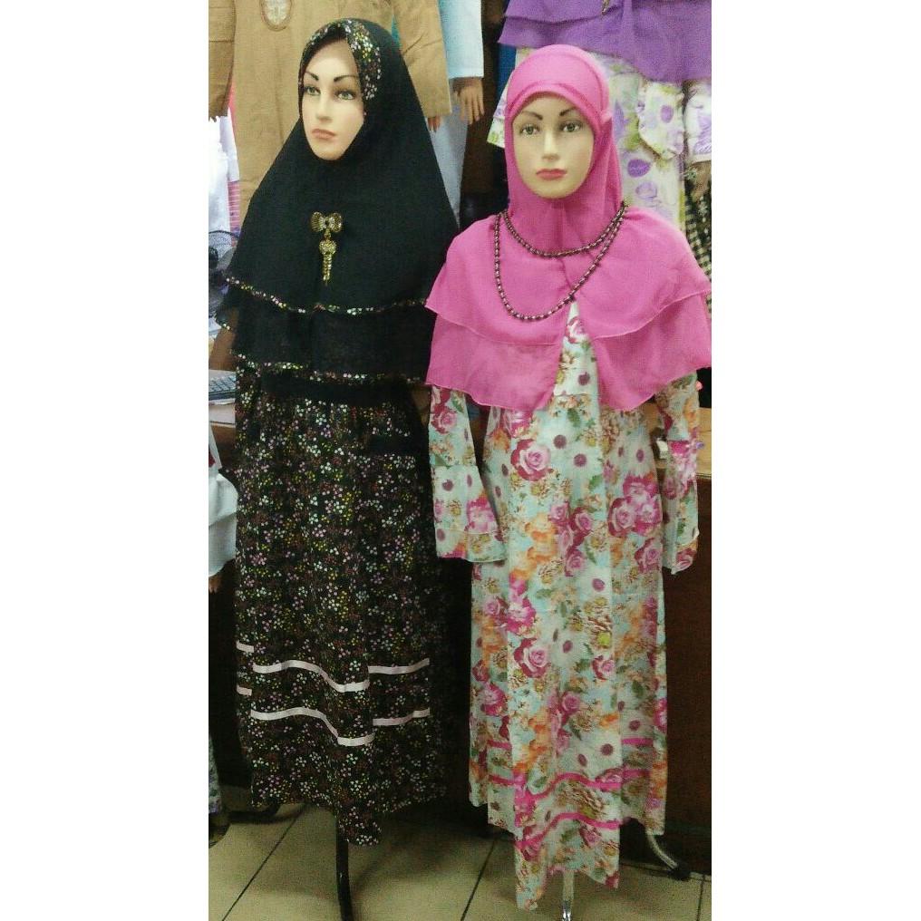 gamis motif - Temukan Harga dan Penawaran Pakaian Muslim Anak Online Terbaik - Fashion Muslim Desember 2018 | Shopee Indonesia