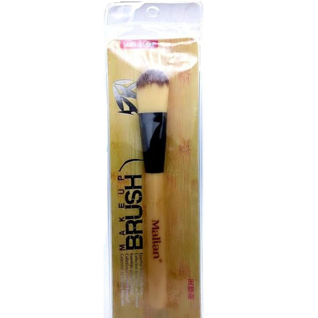 Jbs New York Make Up Brush Foundation Kuas Double Mermaid Makeup K 037 038 Tools K067 K049 Egg Shopee Indonesia
