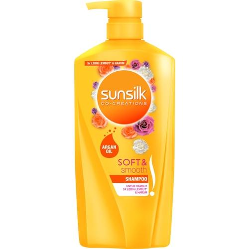 Sunsilk Shampoo Soft And Smooth 680 Ml - Shampo Rambut Halus, Shampo Pelembut Rambut-1
