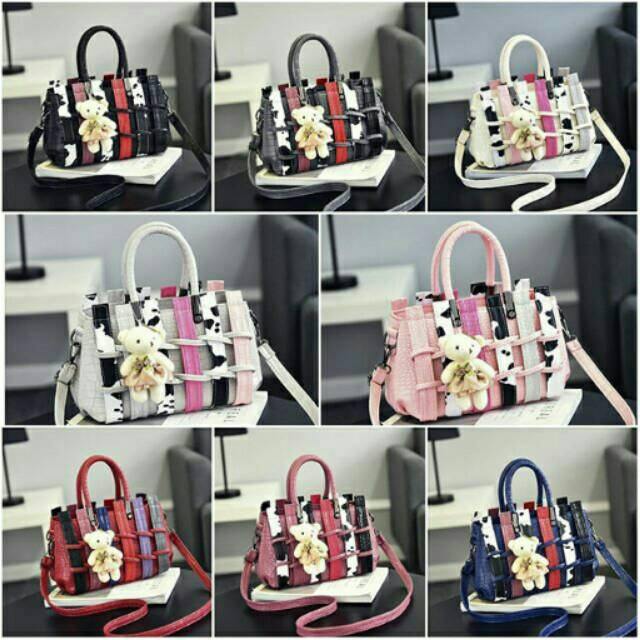 CS 1561 2935 4491 2002 9910 795 SUPPLIER GROSIR TAS SELEMPANG HANDBAG FASHION  IMPORT KOREA BATAM  803d636b00