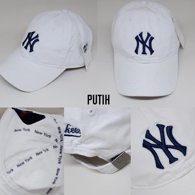 Topi baseball New York mlb original import  ny cap original import  hat  67c524f1da