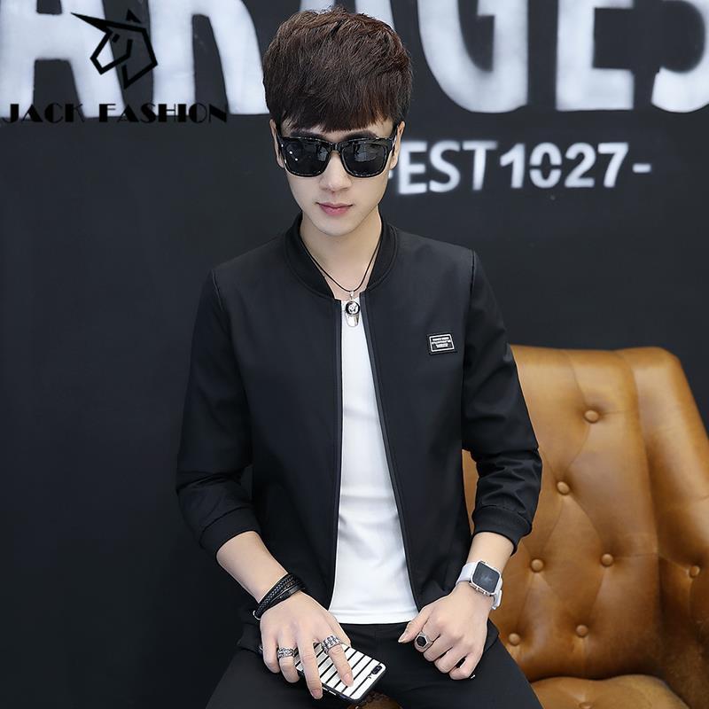 Jaket Korea Pria Lengan Panjang Model Korea | Shopee Indonesia