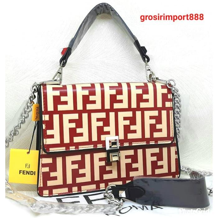 tas fendi - Temukan Harga dan Penawaran Shoulder Bag Online Terbaik - Tas  Wanita Maret 2019  000b38307ce38