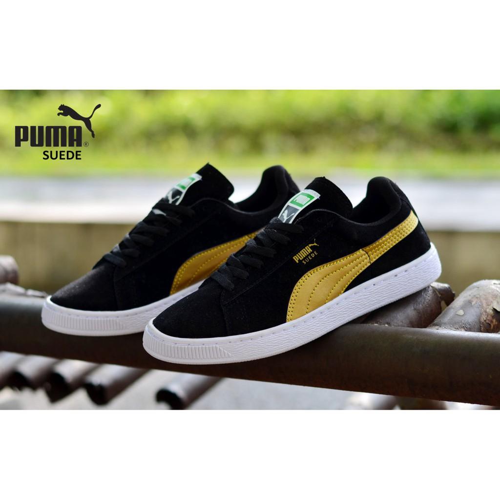 Sepatu Casual Puma Suede Pria Murah   Sneakers   Kets   Fashion   Santai  11d5390df9
