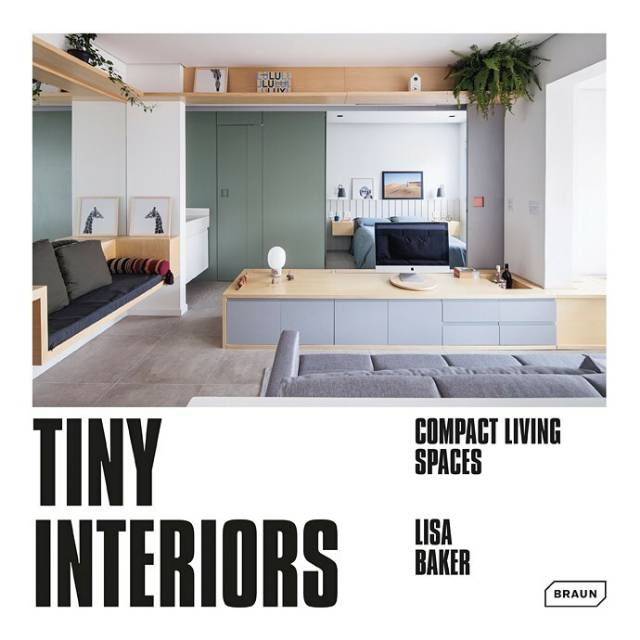 Tiny Interiors Compact Living Spaces Book By Lisa Baker Shopee Indonesia