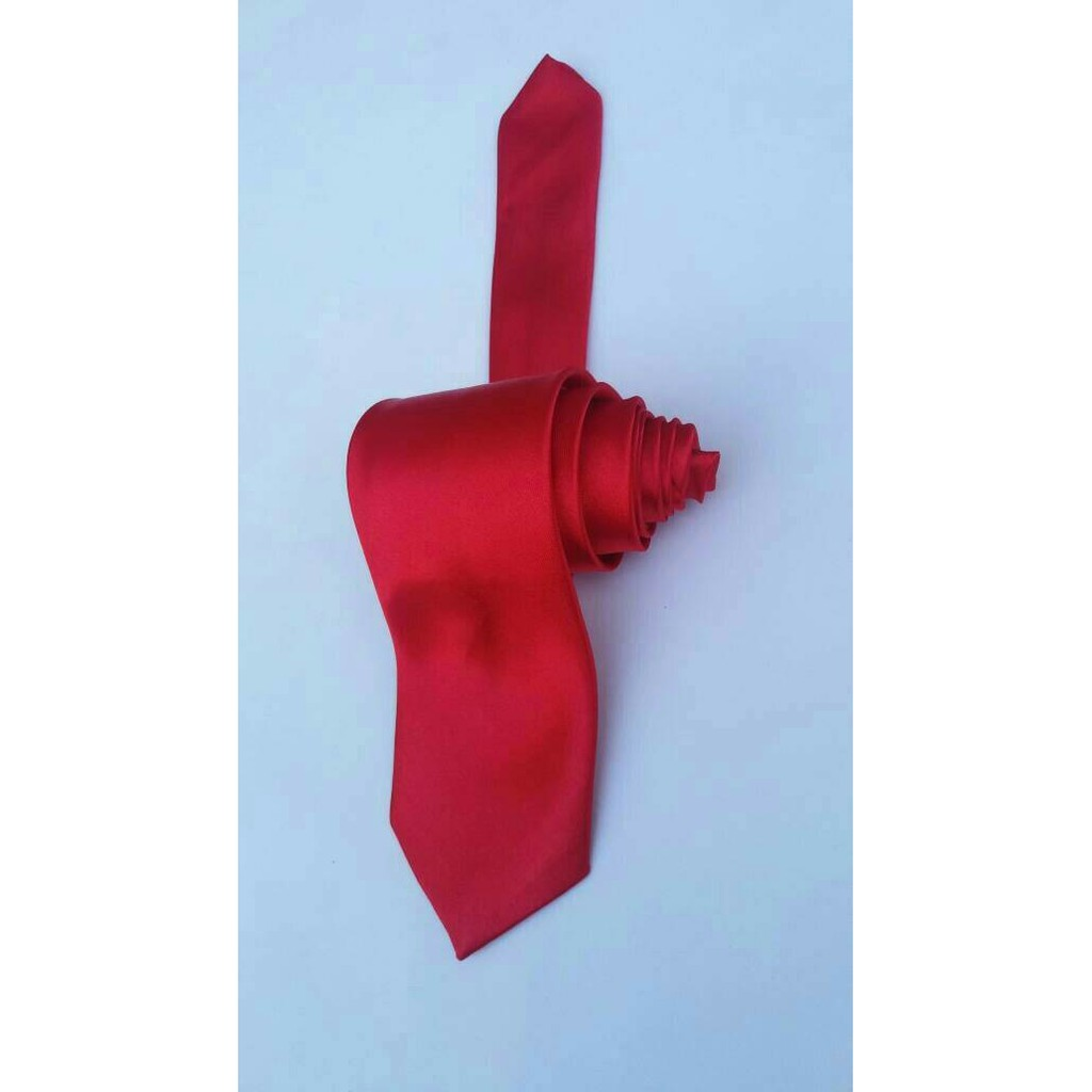 Dasi Kupu Bow Tie Slim Shopee Indonesia 2 Layer Rangkap Warna Pearch M