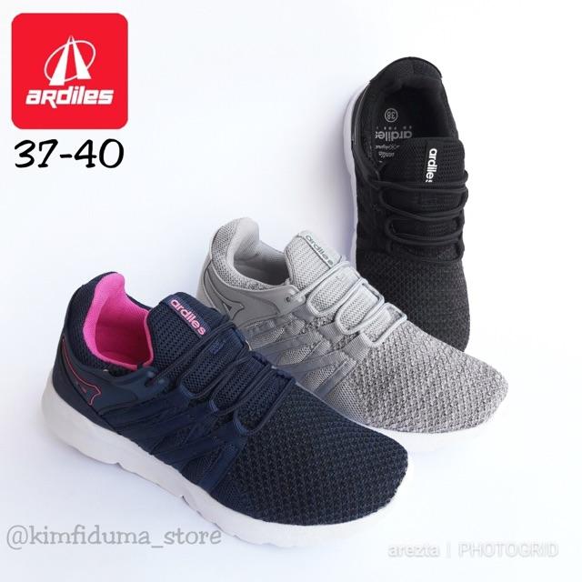 Sepatu Lari Wanita - Ardiles Pompom - Sepatu Running Murah  f1e823805c