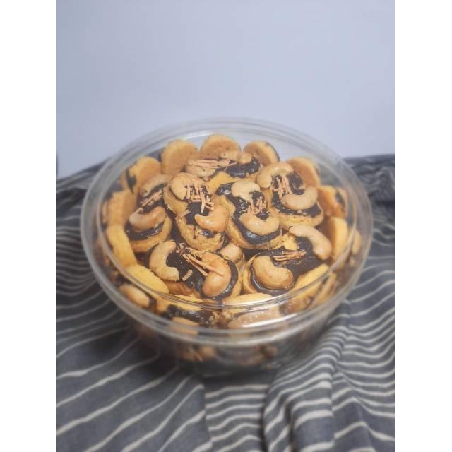 Sandy Cookies Mede Keju