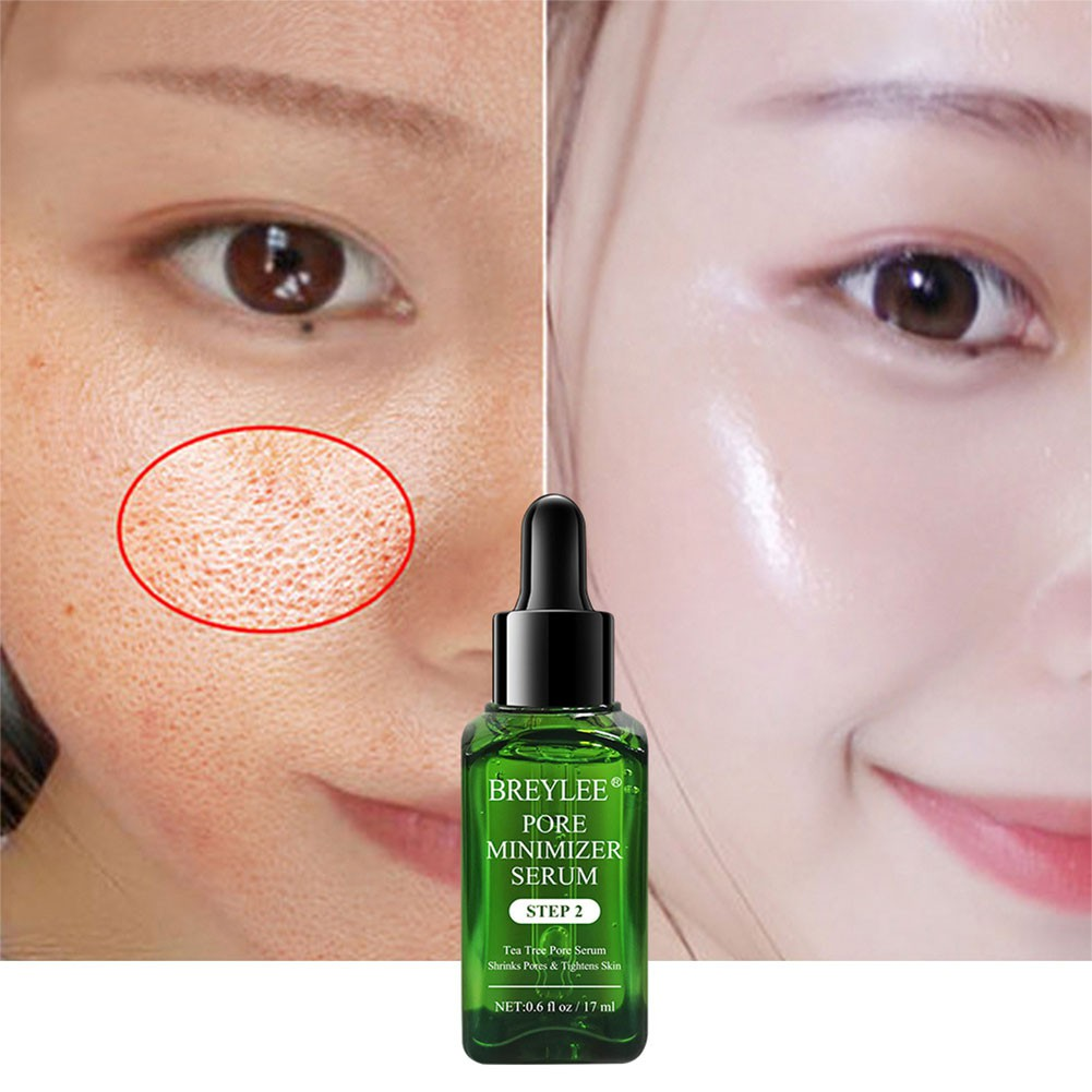 【HW】 BREYLEE Step 2 Serum Wajah Pengecil Pori-pori skincare 17ml