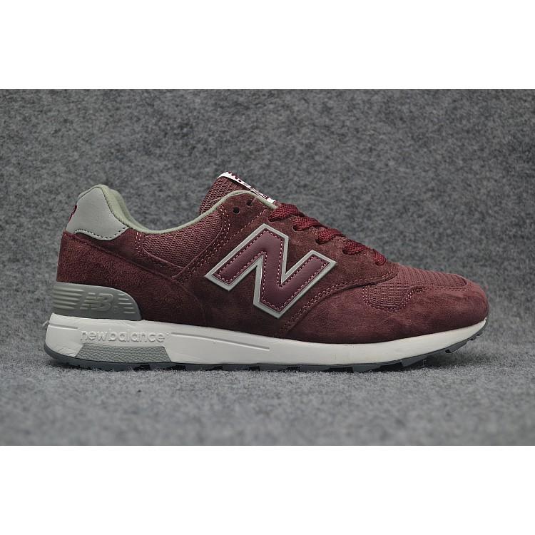 Sepatu Sneakers Olahraga Model New Balance 1400 Nb1400 Warna Merah Maroon Ukuran 36-44 Untuk Pria/Wanita