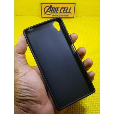 Jual Softcase Ultrathin Hitam Doff Matte Black Sony XPERIA Z5 BIG AU Docomo Global Diskon