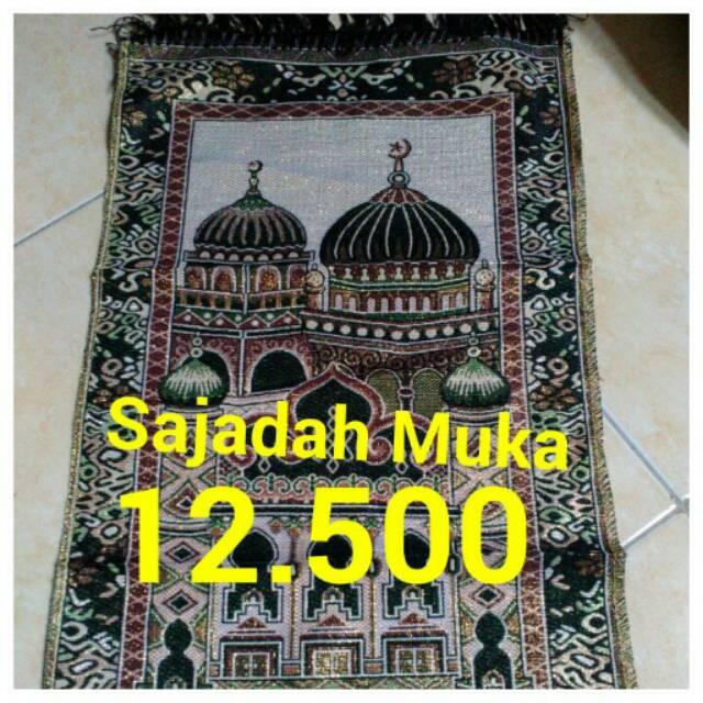 Sajadah Tas Traveling Masjid Kotak/Oleh Oleh Haji dan Umroh | Shopee Indonesia