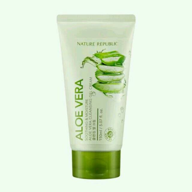 Holika Holika Aloe 99% Soothing Gel - Face, Body & Hair - Aloe Vera. Source · The Saem Aloe Vera 95% Jeju Fresh Soothing Gel Kemasan Tube 250ml 100% ORI