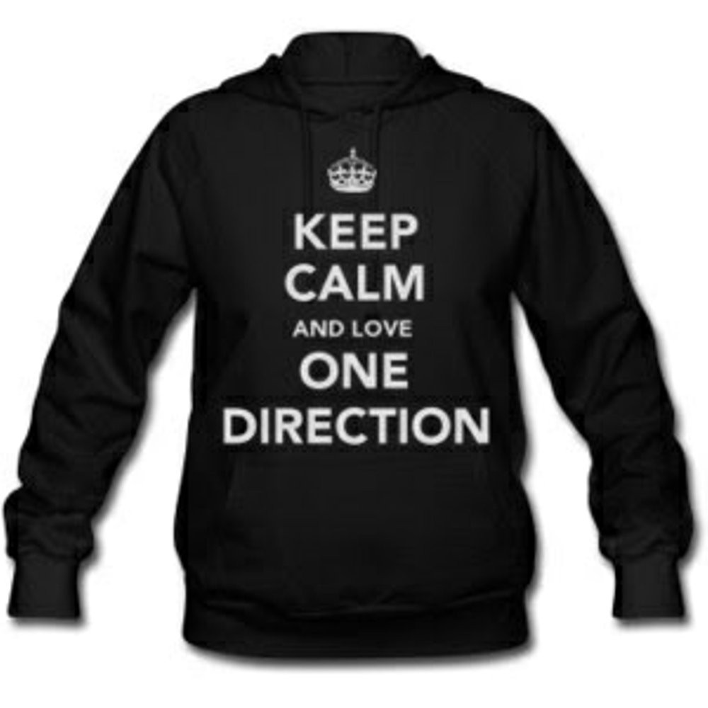 Ready Jaket Hoodie Sweater 1d One Direction Limited Shopee Indonesia Black