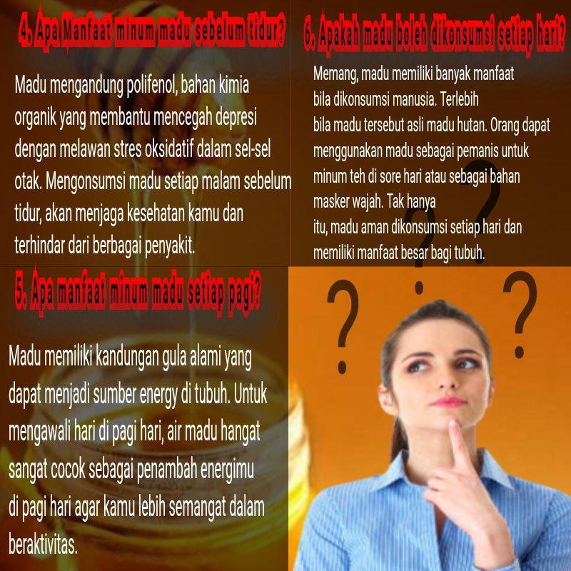 Madu Hitam Pahit Asli Berkhasiat Tinggi Netto 1kg Shopee Indonesia